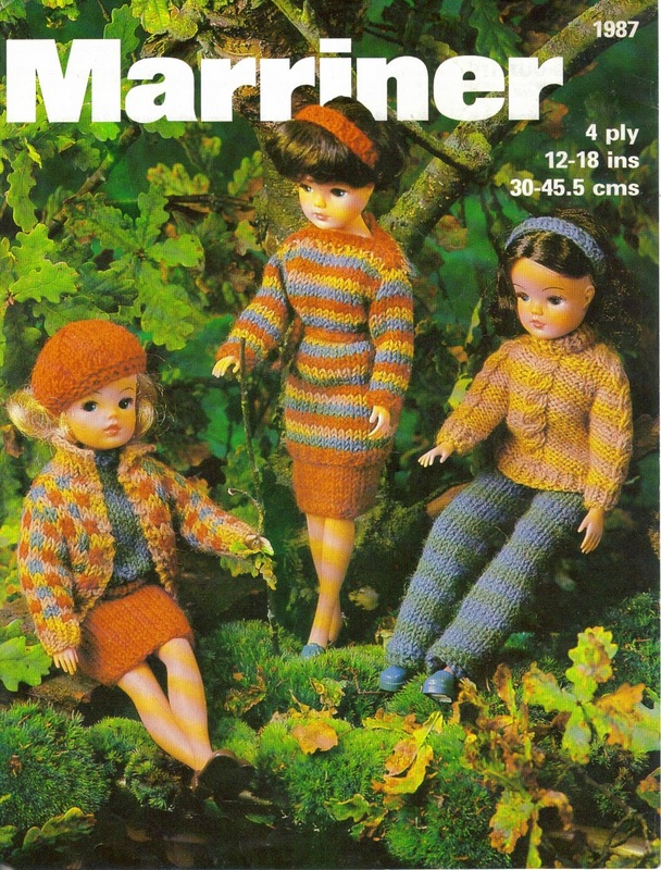 Simple Knitting Patterns For Scarves : Marriner - Sindy Knitting Patterns