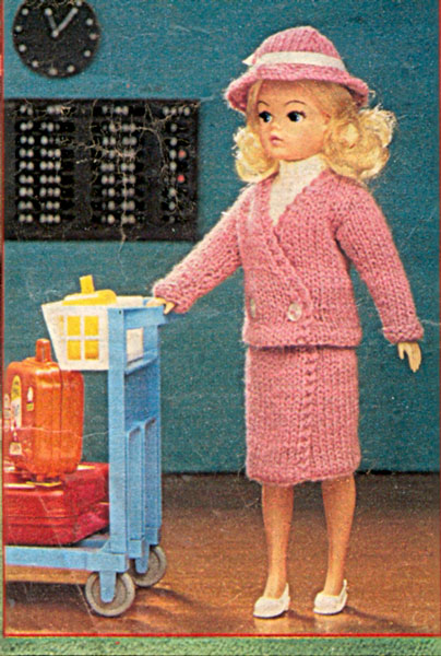 Free Knitting Patterns For Action Man Dolls : Magazines - Sindy Knitting Patterns